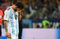 Messi desabafa e revela que até filho perguntou por que o criticam na Argentina