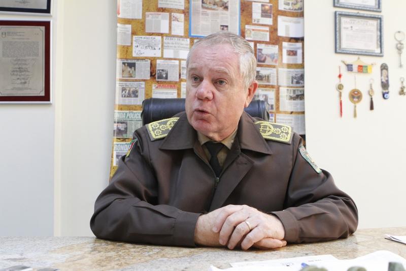Na opinião do coronel Mendes, corporação deveria se concentrar em abordar veículos
