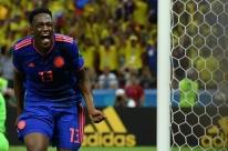 Colômbia faz 3 a 0, reage na Copa do Mundo e elimina Polônia