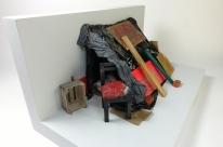 Casa Baka recebe mostra coletiva que potencializa relações entre arte e política
