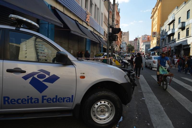 Desempenho reflete o aumento das fiscalizações da Receita