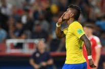 Paulinho encaminha volta para o futebol chinês após a Copa do Mundo