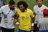 Lesão não é tão grave e Marcelo tem chances de jogar as oitavas