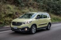 Versão Activ estreia novo design do Chevrolet Spin