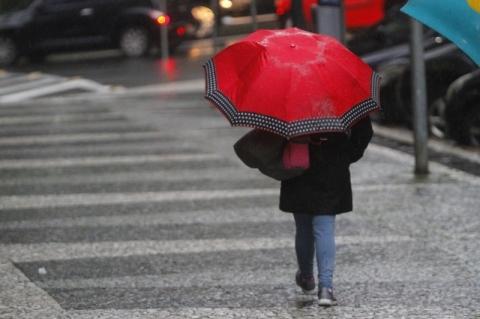 Previsão do tempo aponta para chuva no Rio Grande do Sul