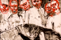 Mostra retrospectiva de Graça Craidy destaca a indignação diante da violência