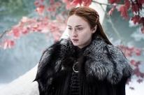 'Será mais sangrenta', diz Sophie Turner sobre 8ª temporada de Game of Thrones