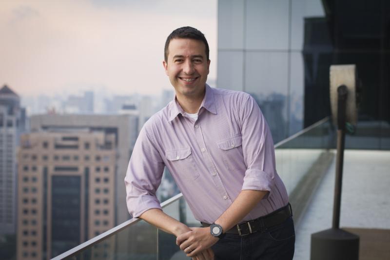 Daniel Borges é gerente de atração de talentos para a América Latina