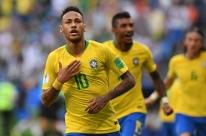 O elenco do Brasil três jogos do hexa da Copa do Mundo