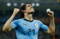 Cavani é convocado para enfrentar o Brasil em jogo das Eliminatórias em novembro