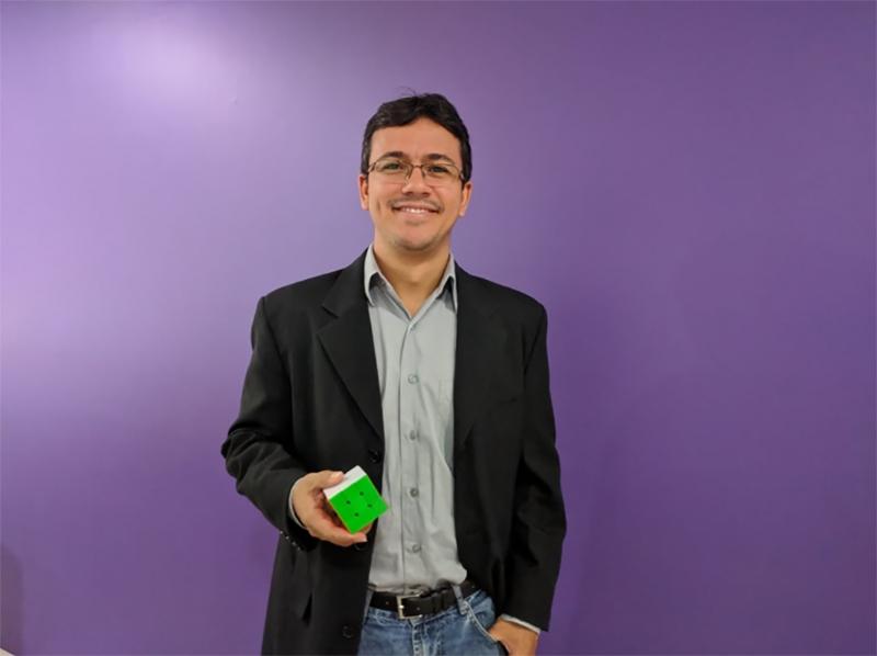 Rafael Caribé, CEO e co-fundador da Agilize