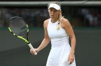 Serena avança à terceira rodada e Wozniacki é eliminada em Wimbledon