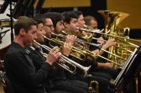 Banda Sinfônica da Ospa estreia nesta segunda