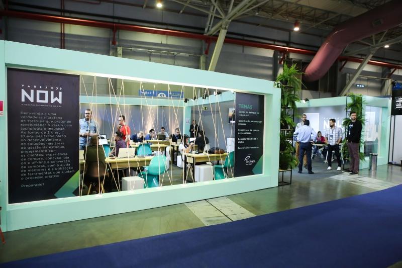 Projeto Varejo Now foi uma das ações desenvolvidas durante a FBV 2018, para aproximar os associados das principais tendências e inovações