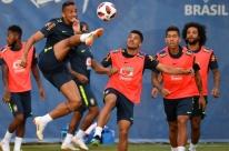 Lateral Danilo sofre nova lesão e não jogará mais na Copa do Mundo