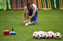 Surpresa da Copa, Rússia tenta manter embalo contra a Croácia