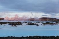 Paisagens naturais da Islândia são atração do projeto Belezas do Mundo
