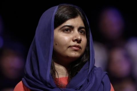 Malala cobra atenção aos direitos humanos em acordo entre Taleban e Afeganistão