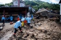 Inundações matam 124 pessoas no Japão e deixam 60 desaparecidos