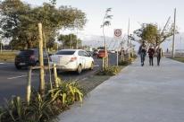 Uber adota áreas verdes da orla do Guaíba