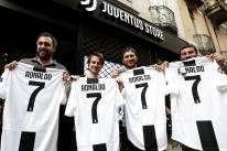 Cristiano Ronaldo deixa Real Madrid e assina com a Juventus até 2022