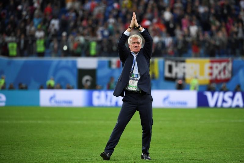 Deschamps já foi campeão mundial como jogador e agora tem a chance como técnico