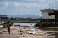 Sobe para 175 o número de mortos e 87 desaparecidos em razão das chuvas no Japão