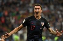 De virada, Croácia bate Inglaterra e pela 1ª vez avança à final da Copa do Mundo