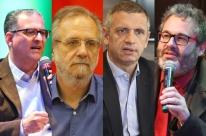 Quatro pré-candidatos ao Piratini têm trajetória no PT