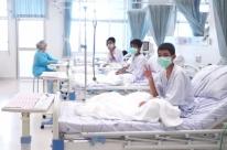 Jovens resgatados seguem isolados em hospital
