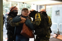 Câmara de Porto Alegre é palco de confronto entre municipários e segurança