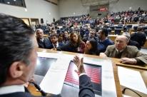 Vereadores fazem tentativa de votar texto do IPTU hoje