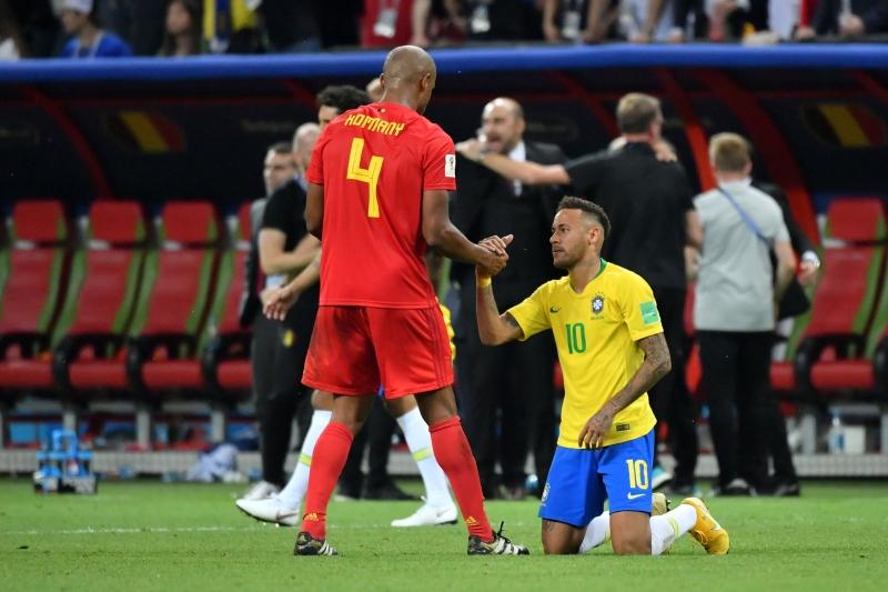 Belgas venceram a seleção de Neymar tirando o Brasil da semifinal da Copa da Rússia