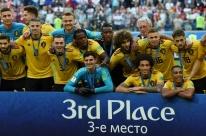 Bélgica vence Inglaterra por 2 a 0 e fica com o 3º lugar na Copa