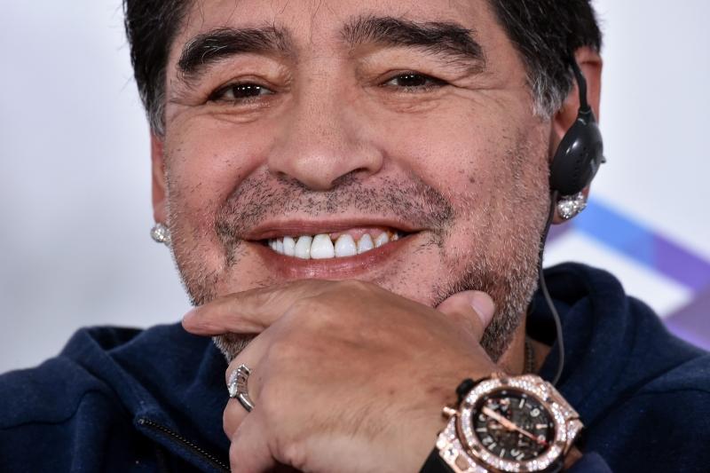 Médico afirmou que Maradona não terá alta nesta sexta por conta de um 'tratamento de abstinência'