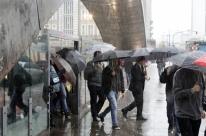 Instabilidade volta ao Estado com grandes volumes de chuva e risco de temporal