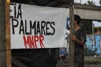 Moradores da Ocupação Aldeia Zumbi dos Palmares de volta para as ruas
