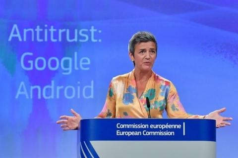 UE poderá retomar restrições a subsídios no começo de 2021, diz Vestager