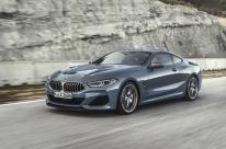 BMW Série 8 Coupé é impressionante em todos os aspectos