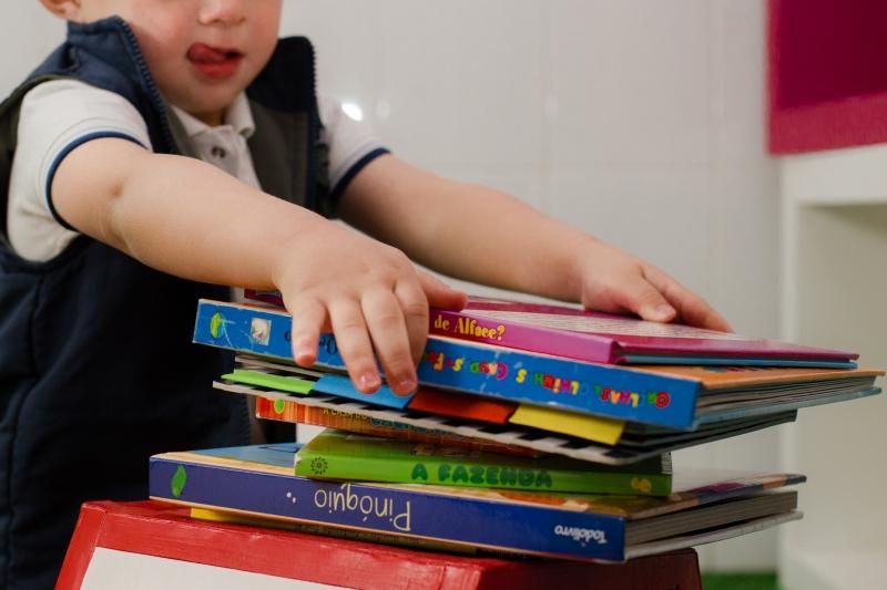Livros Leiturinha da PlayKids Divulgação PlayKids