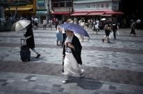 Onda de calor deixa mais de 70 mortos no Japão