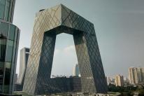Futurista e imponente, edifício divide as opiniões dos chineses