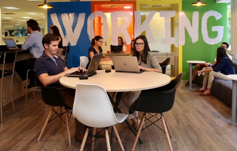 Oportunidades para jovens empresas é apoiar times de grandes corporações