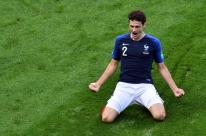 Fifa escolhe gol de lateral francês como o mais bonito da Copa do Mundo
