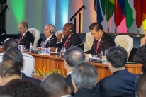 Temer diz que África é prioridade, mas deixa reunião do Brics antes do fim