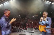Em festival no Rio de Janeiro, artistas pedem liberdade de Lula