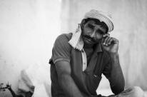 Diego Alvares expõe retratos da Índia