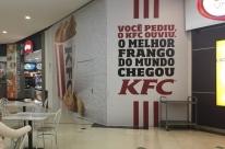 KFC suspende abertura de duas unidades em shoppings de Canoas e Porto Alegre