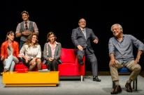 Peça estrelada por Antonio Fagundes tem quatro sessões no Theatro São Pedro