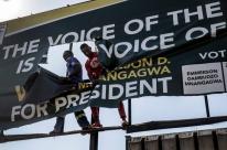 Forças Armadas intervêm contra protestos após eleições no Zimbábue